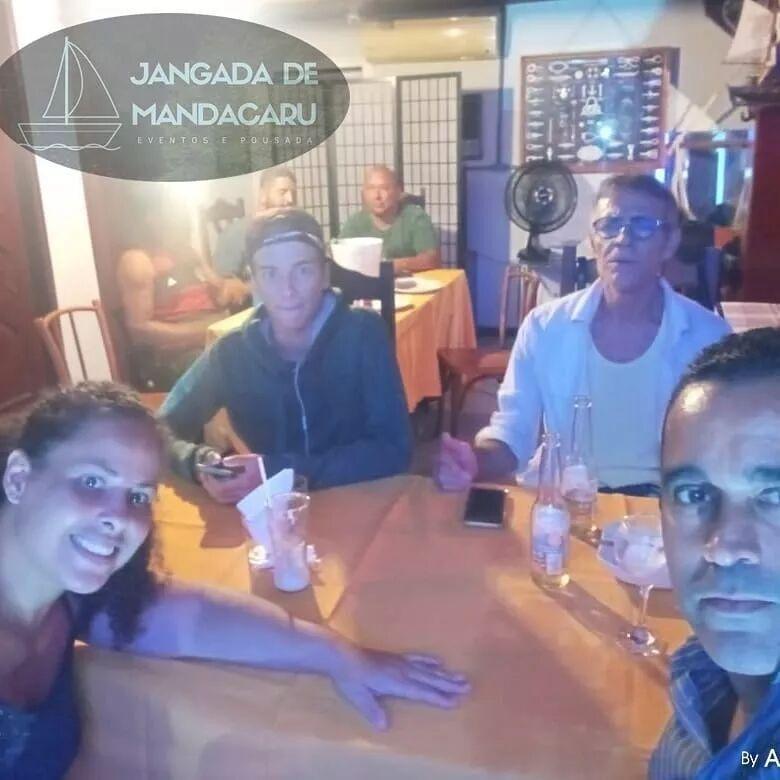 JANGADA DE MANDACARU